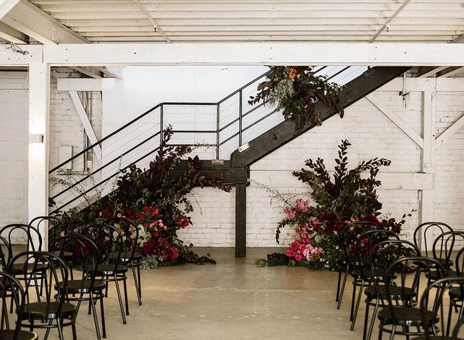 Gather & Tailor <br/> Warehouse Venue Hire