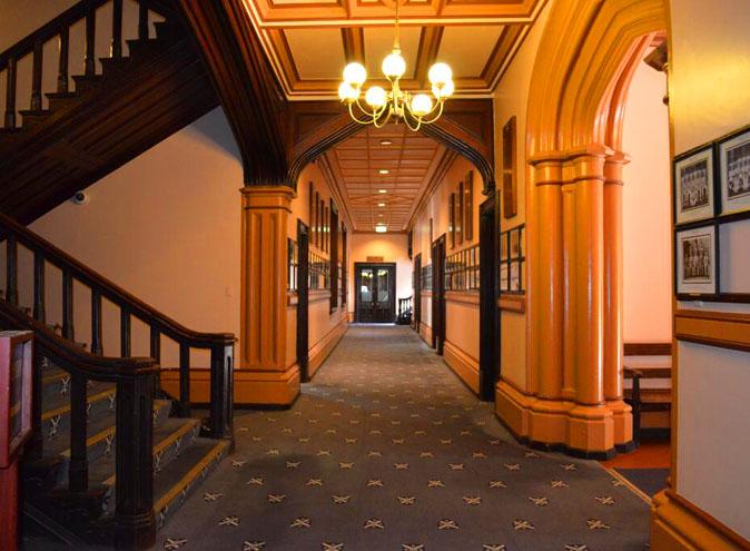 st andrews college function functions room rooms venue venues hire event events spaces unique Camperdown sydney 4 6