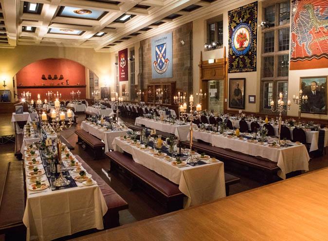 st andrews college function functions room rooms venue venues hire event events spaces unique Camperdown sydney 4