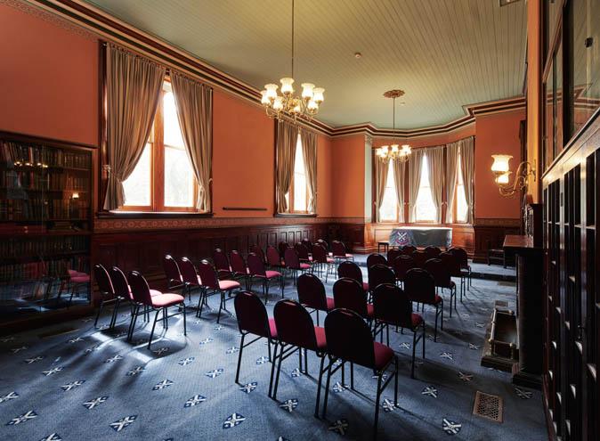 st andrews college room rooms venue venues hire event events function functions spaces unique Camperdown sydney 14