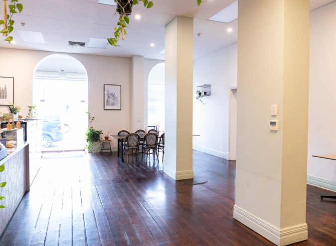 East Borough Eatery <br/> Small Function Venues