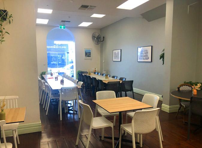 east borough eatery restaurant restaurants cafe cafes brunch parkside adelaide 21 1