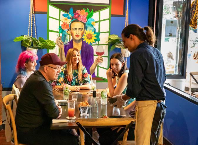 Frida Kahlo's Summer House <br/> Best Cocktail Bars