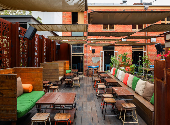 Lot 20 <br> Courtyard Function Venues