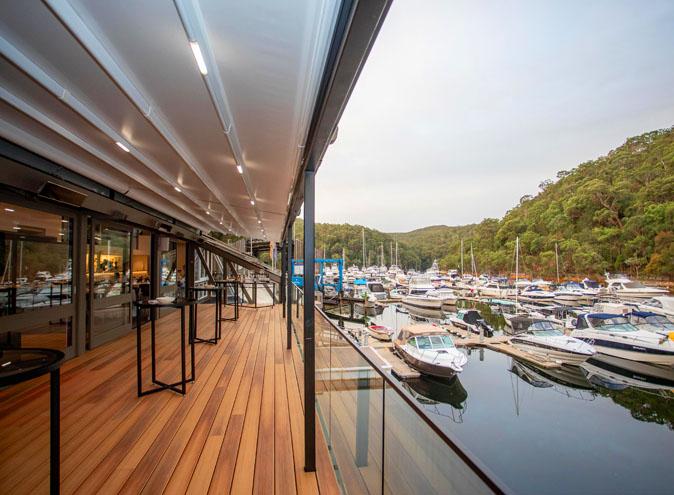 San Martin Akuna Bay <br/> Waterfront Venue Hire