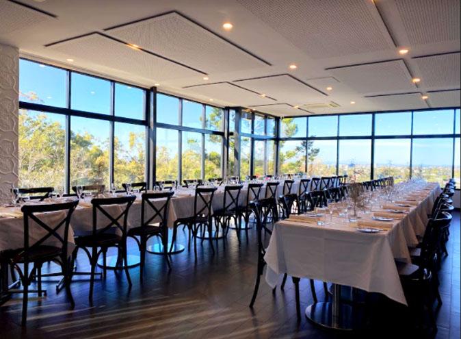 La Belle Vie venue hire brisbane function rooms venues event room corporate space hire dining view bardon 001