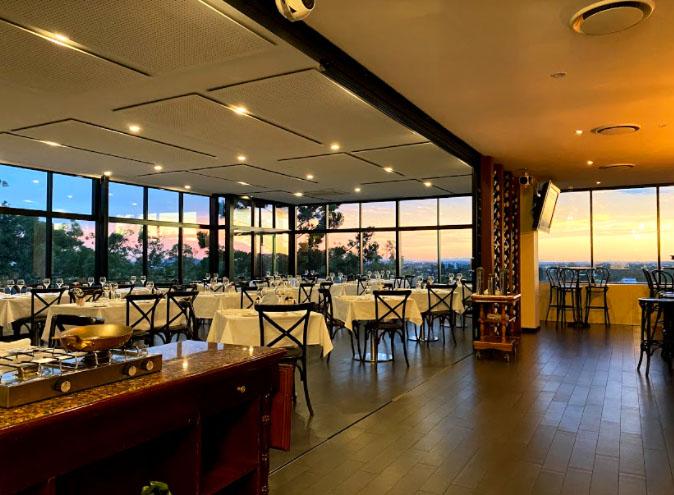 La Belle Vie venue hire brisbane function rooms venues event room corporate space hire dining view bardon 009