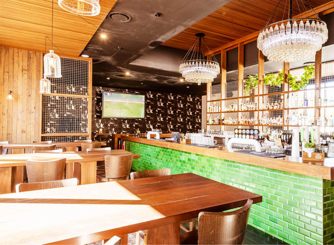 Norman hotel bars brisbane bar woolloongabba beer garden outdoor pub top best good 008