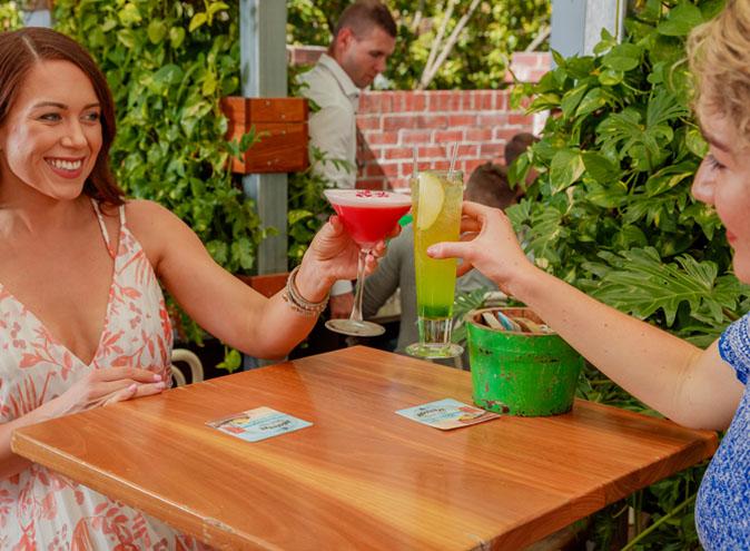 Norman hotel bars brisbane bar woolloongabba beer garden outdoor pub top best good 011