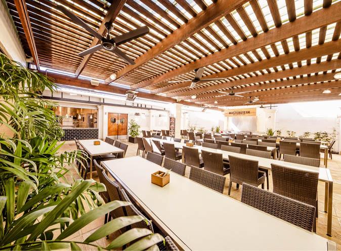 Norman hotel restaurants brisbane restaurant woolloongabba dining top best good pub beer garden eatery 006