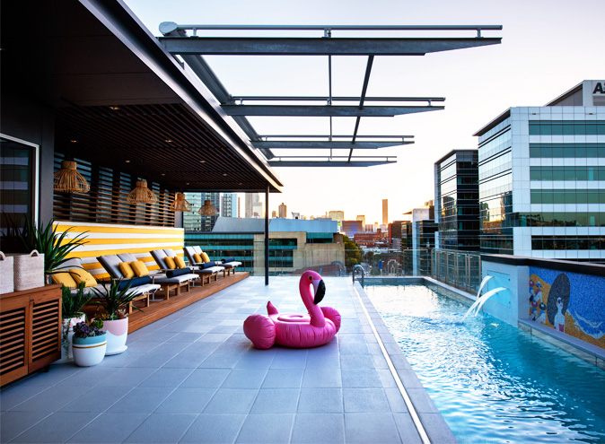 Ovolo fortitude valley venue hire brisbane function rooms event venues rooftop pool corporate spaces 011