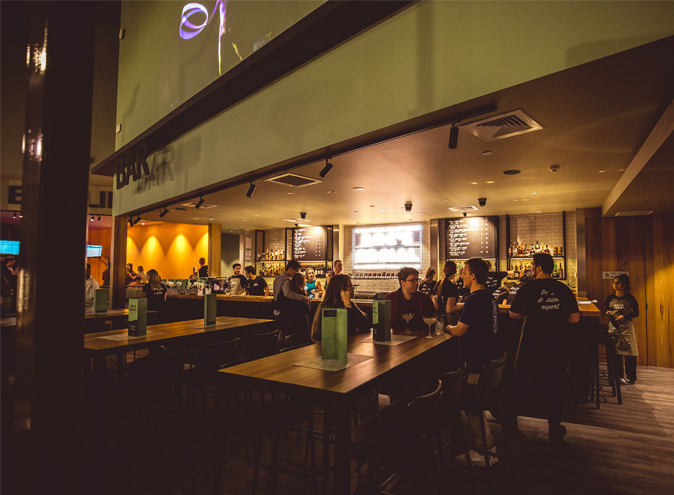 Roc's Social Knox <br/> Venue Hire with a Spin