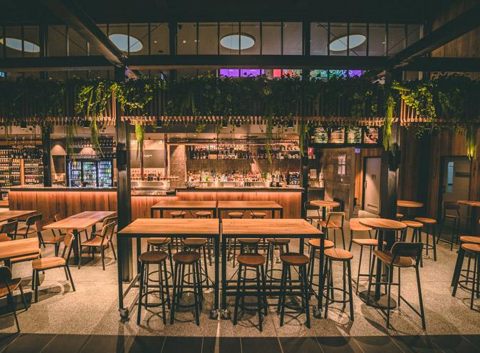 Roc's Social M-city <br/>Modern Bars