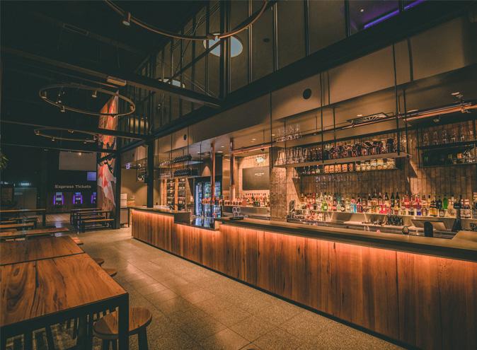 Rocs mcity bars melbourne modern bar clayton top best good hidden indoor 012