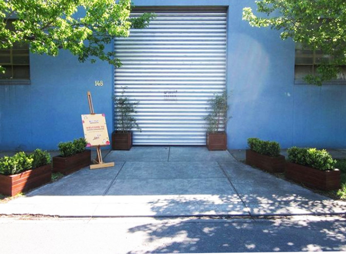 Studio Footscray warehouse venue hire melbourne function venues event rooms blank room canvas 001