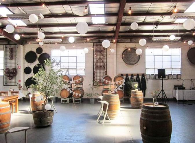 Studio Footscray warehouse venue hire melbourne function venues event rooms blank room canvas 003
