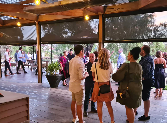 The Boathouse <br/> Venues with a View