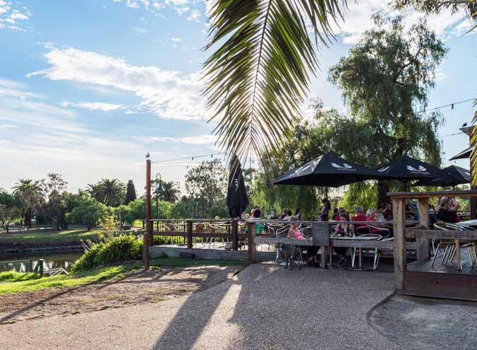 The Boathouse <br/> Riverview Venue Hire