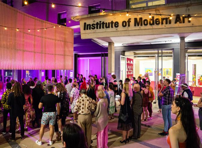 Institute of Modern Art <br> Exclusive Venue Hire