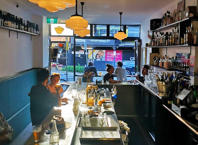 Golden Gully<br/>Intimate Wine Bars
