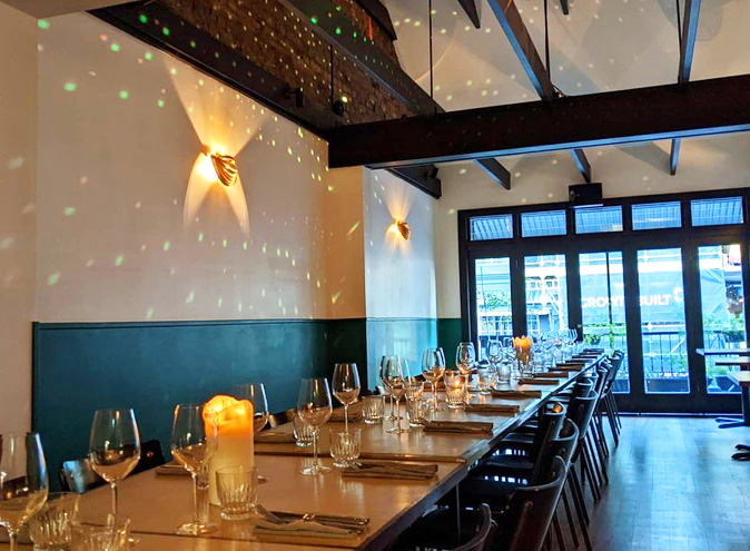 Golden gully small function venues sydney venue hire event rooms leichhardt west balcony rooftop intimate room birthday engagement party 009
