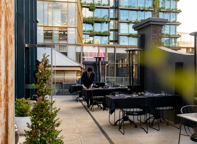 Jung sung korean restaurants sydney restaurant chippendale fine dining romantic 007