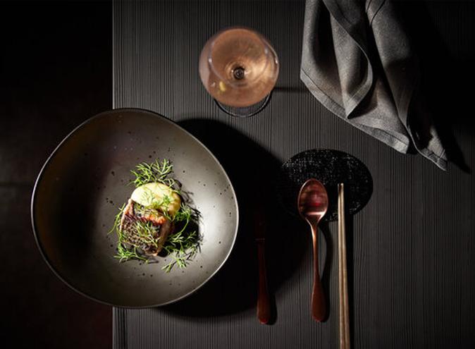 Jung sung korean restaurants sydney restaurant chippendale fine dining romantic 008