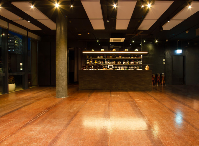 Jung sung venue hire sydney function venue rooms chippendale venues blank canvas event room space industrial open 003